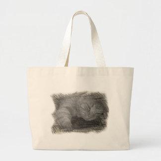 Sweet Zack Large Tote Bag