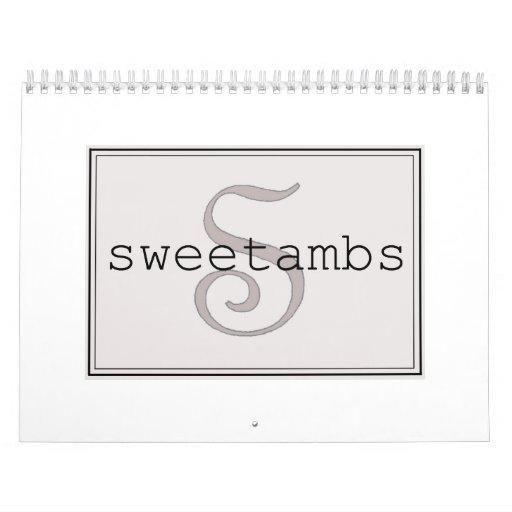 SweetAmbs 2014 Cookie Calendar