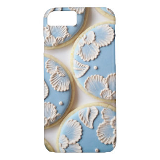 SweetAmbs Brush Embroidered Cookies iPhone Case
