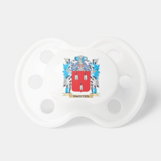 Sweeten Coat of Arms - Family Crest BooginHead Pacifier
