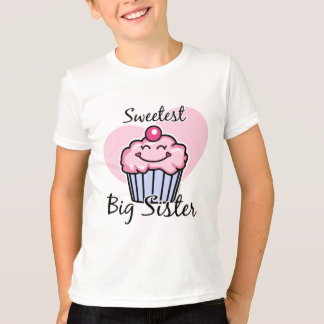Sweetest Big Sister T-Shirt