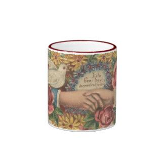 sweetest copy ringer coffee mug