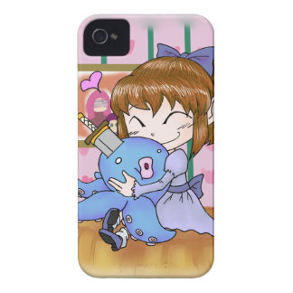 Sweetest Cuddles iPhone 4 Case-Mate Case