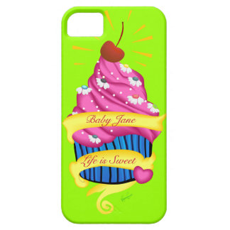 Sweetest Cupcake iPhone 5 Covers