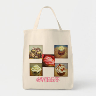 Sweetest Cupcake Tote Ever