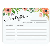 Sweetest Day | Recipe Card