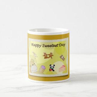 Sweetest Day Teddy Bears Coffee Mug