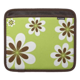 Sweetest Flowers iPad Sleeve