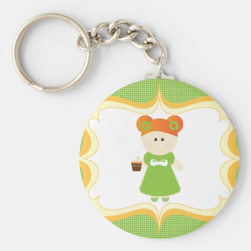Sweetest Girl - Keychain