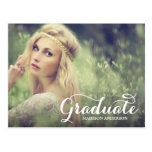 Sweetest Grad | Graduation Postcard Invitation