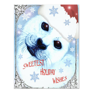 Sweetest Holiday Christmas Wishes Card
