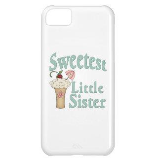 Sweetest Little Sister Malt iPhone 5C Covers