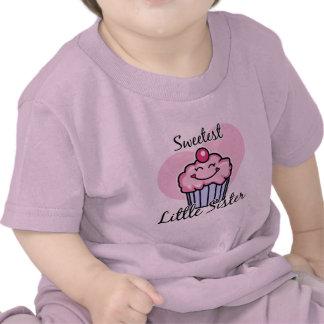 Sweetest Little Sister Tee Shirt