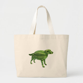 Sweetest Melon Dog Jumbo Tote Bag