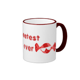 sweetest mom ever coffee mugs