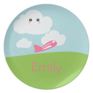 Sweetest Personalized Kids Plate