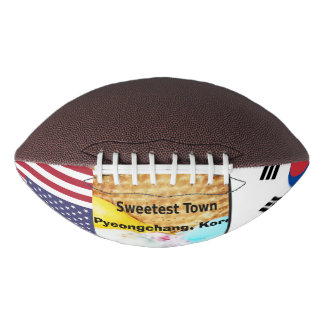 """Sweetest Town"" Design - Pyeongchang, South Korea Football"