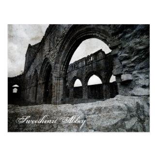 Sweetheart Abbey - Postcard