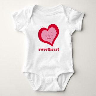 Sweetheart-Aspartame Baby Baby Bodysuit