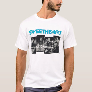Sweetheart - Band Photo Shirt - Men's