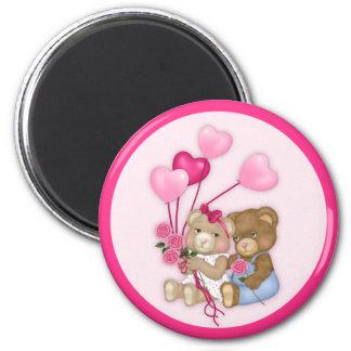 Sweetheart Bears Magnet
