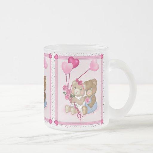 Sweetheart Bears Mugs
