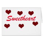 Sweetheart Card