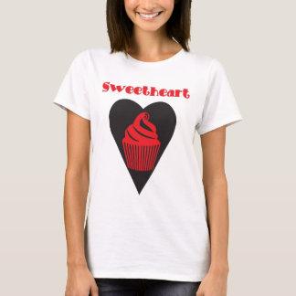Sweetheart Cupcake T-Shirt