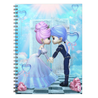 Sweetheart Dreams Notebook