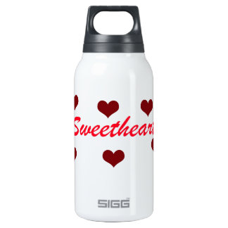 Sweetheart Insulated Water Bottle