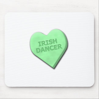 Sweetheart Irish Dancer Mouse Pad