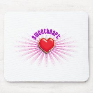 Sweetheart Mousepads