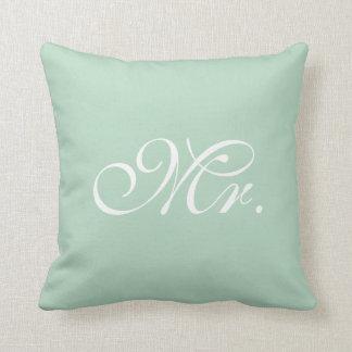 Sweetheart Mr. Throw Cushion Pillow