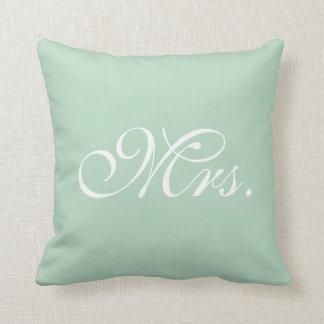 Sweetheart Mrs. Throw Cushion Pillows