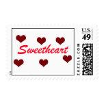 Sweetheart Postage