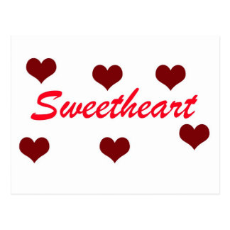 Sweetheart Post Cards