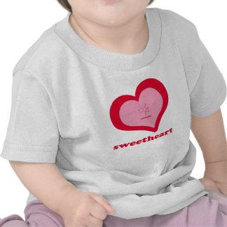 Sweetheart-Saccharin Baby T-Shirt