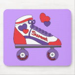 Sweetheart Skate Mouse Pad