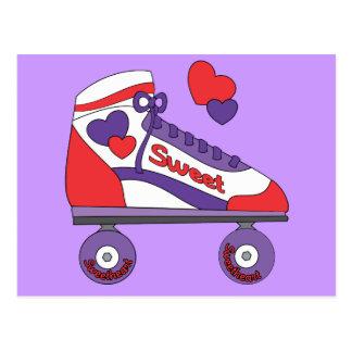 Sweetheart Skate Postcard