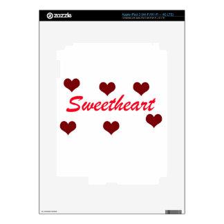 Sweetheart Skins For iPad 3