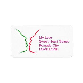 SweetHeart SWEET HEART Label