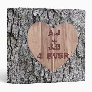 Sweetheart Tree Customizable Binder