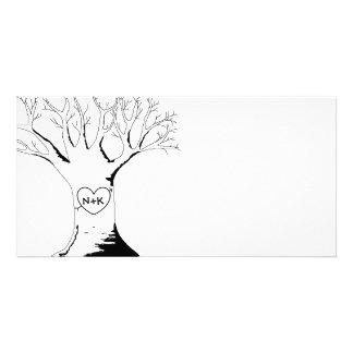 """Sweetheart Tree"" Photo Cards"