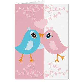 Sweetheart-Tweetheart Card