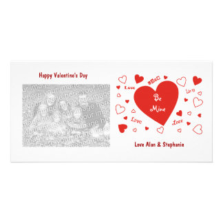 Sweetheart Valentine Photo Cards