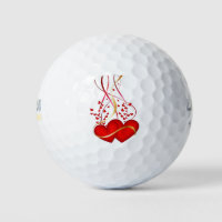 ***SWEETHEARTS*** GOLF BALLS