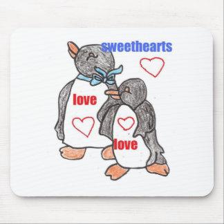 sweethearts mousepads