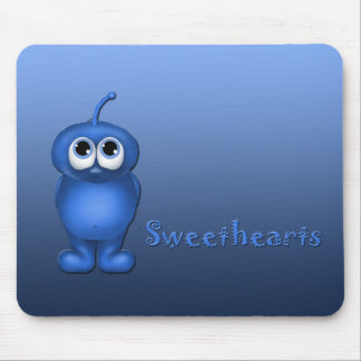 sweethearts mouse pads