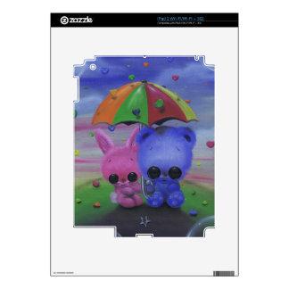 Sweethearts iPad 2 Skin