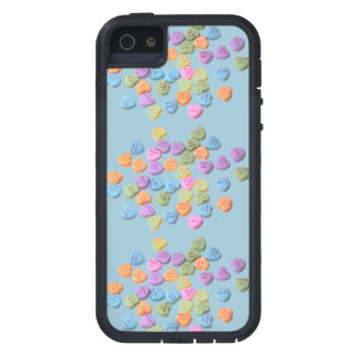 sweethearts valentines day candy iphone case